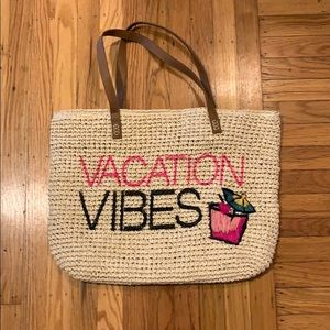 INC Vacation Vibes Tote Bag